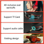 Bluetooth-5-0-Wireless-Stereo-Gaming-Headset-Headphone-Noise-Cancelling-With-Mic 縮圖 6