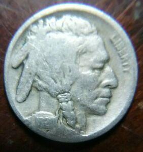1921 P Buffalo Nickels VG