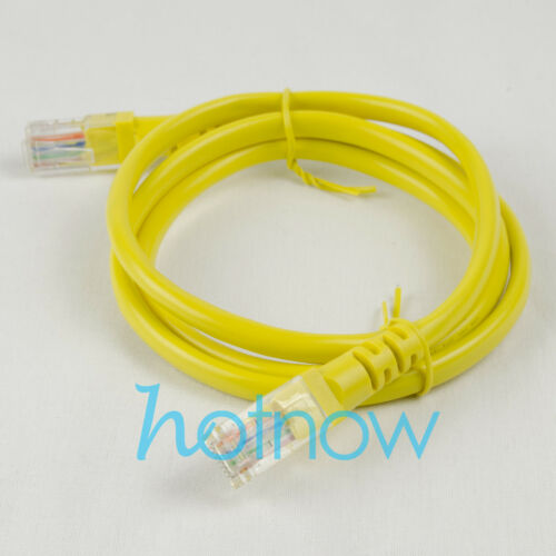 Lot 10 cables// 39inch 1M 568B CAT5E UTP Ethernet RJ45 Patch Cable Network Cable