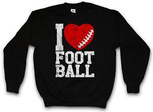 Iii camiseta fútbol pie Corazón bola la de de Corazones Pulóver adicto Amo ICwntgx5qn