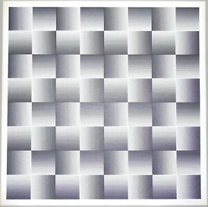 Getulio-ALVIANI-034-Testura-grafica-034-1971-Serigrafia-69-x-69-cm