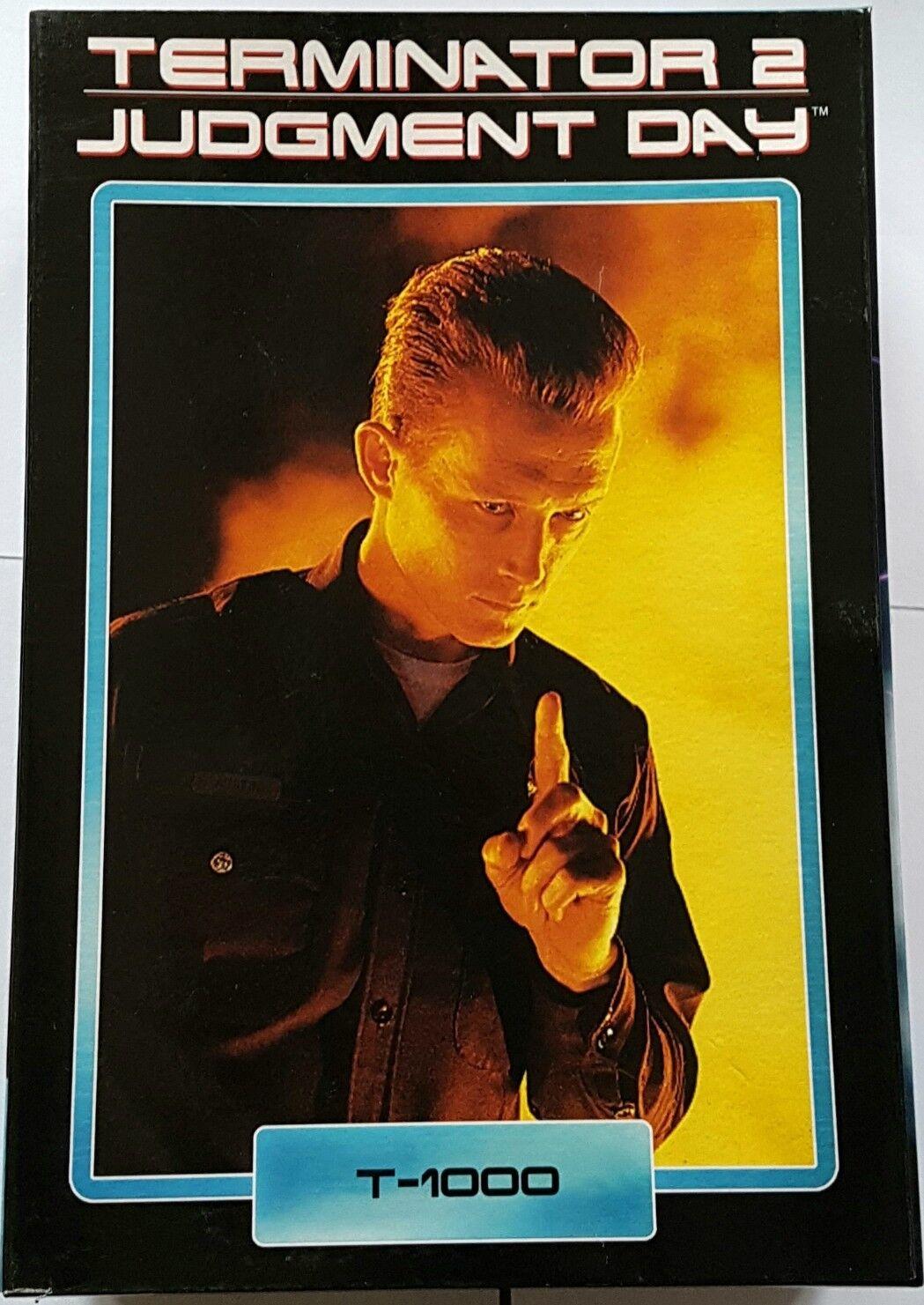 Terminator 2 (Judgment Day) Ultimate T-1000 Cop - 7  action figure (NECA)