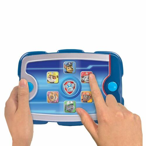 Mission Control Sound Board Phone Tablet NEW Paw Patrol Ryder/'s Pup Pad