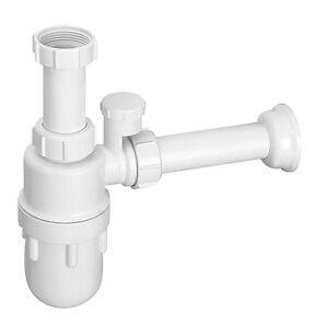 Sifone con sfiati chiusura anti odori piatto lavandino bagno ebay - Sifone lavandino bagno ...