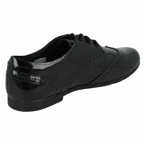 Girls Clarks School shoes Scala Lace