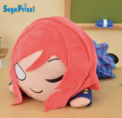 MAKI NISHIKINO Jumbo Plush doll School Idol Project Love Live SEGA LoveLive