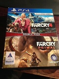 FarCry 4 and Primal Bundle PS4