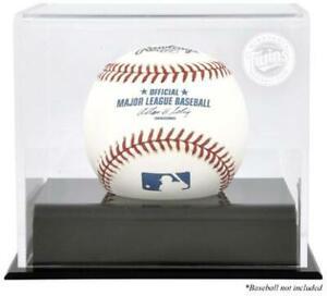 Minnesota Twins Baseball Cube Logo Display Case - Fanatics