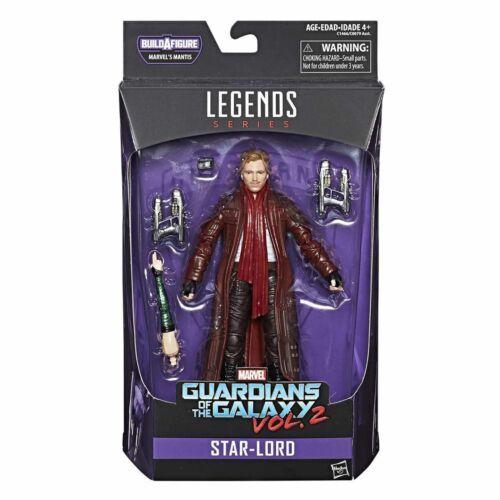 "MARVEL LEGENDS BAF SERIES 6/"" FIGURE Guardians of Galaxy Star Lord MANTIS"