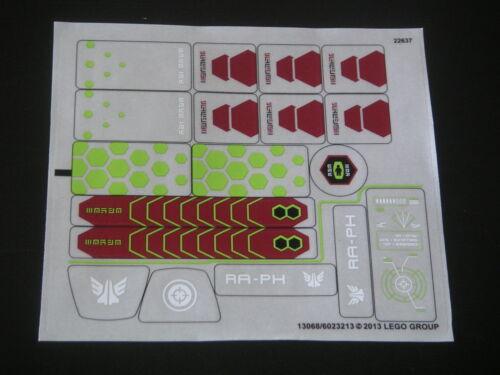 Lego Espace / Galaxy Squad - Sticker neuf pour set 70703 Star Slicer