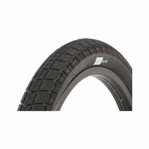 "Black BMX  Bike Tires 20 x 2.4/"" PAIR Sunday Current BMX Tyres 20 inch 2 x"