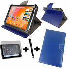 Custodia Tablet Trekstor Surftab Xiron/Breeze Pellicola Tasca 3in1 Da 7 Pollici