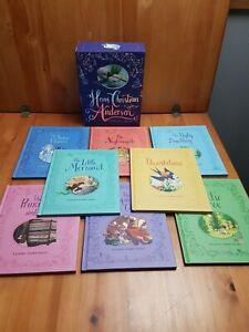 Hans-Christian-Andersen-Collection-Eight-Classic-Fairy-Tales-by-Parragon-Mixe