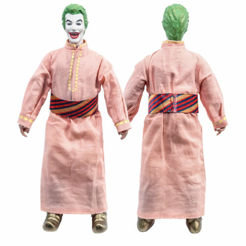 Batman Classic TV Series 8 Inch Action Figure The Joker Masked Maharaja Variant