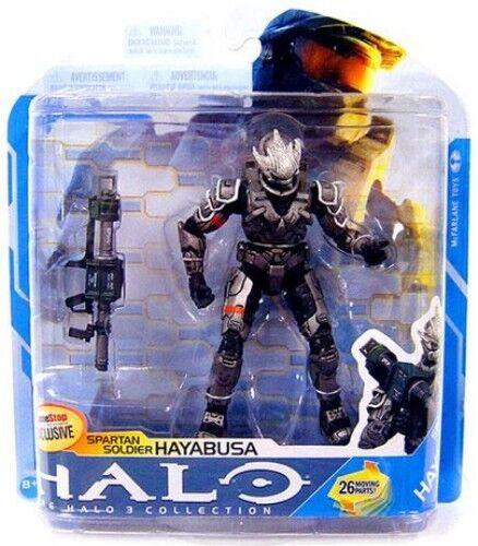 JuegoStop exclusivo Halo 3 serie 7  de acero Hayabusa  (Xbox 360 One X) Nuevo Raro