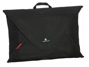 CompéTent Eagle Creek Pack-it Garment Folder Medium Housse à Vêtements Vêtements Sac Noir M-afficher Le Titre D'origine Moderne Et EléGant à La Mode