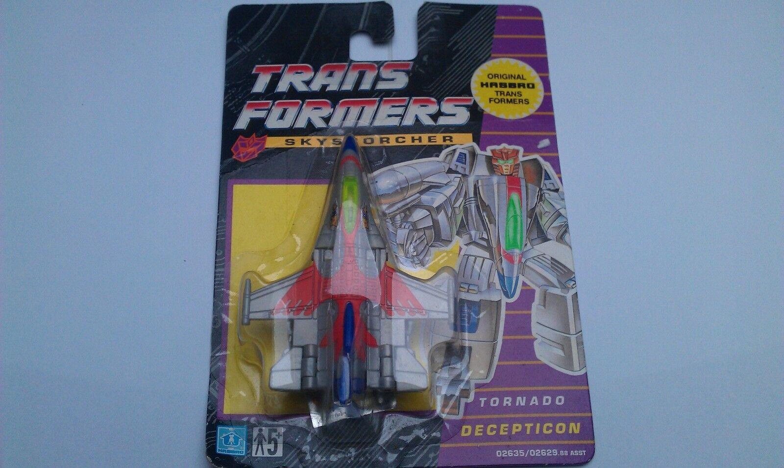 Transformers G2 1992 Skyscorcher TORNADO MOSC EUROPEAN windrazor hasbro
