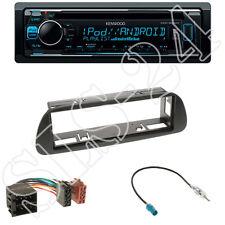 Kenwood KDC-300UV USB/CD Radio + Mercedes Sprinter W902-905 + Quadlock Adapter