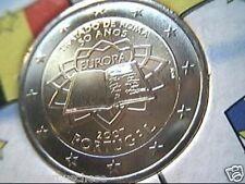 2 euro 2007 PORTOGALLO Trattato Roma rome rom PORTUGAL ToR Португалия