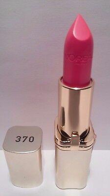 Rouge à Lèvres Color Riche 370 Crazy Fuchsia L'Oréal | eBay