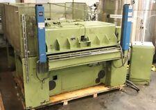 Schon Amp Cie 6020 100 Ton Hydraulic Die Cutting Press