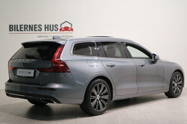 Volvo V60 2,0 D4 190 Inscription aut. billede 1