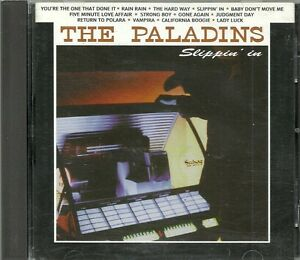 The-Paladins-Slippin-039-In-CD-Album