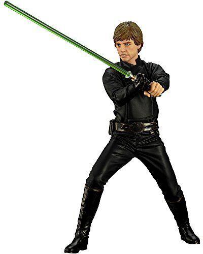 Pre-venta Kotobukiya Artfx + Luke Skywalker retorno de las Jedi Figura De Estrella