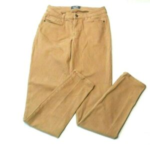 Old-Navy-Rockstar-Womens-Jeans-Size-4-Mid-Rise-Stretch-Gold-Tan-Brown