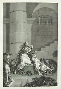 Judas-Manasseh-Captivity-and-Penance-Engraving-Adolphe-Rouargue-c1850-Religious