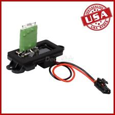 A/C Blower Motor Control Resistor For Chevrolet Suburban 1500/2500 02-07 1580582