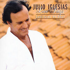 Love Songs: Canciones de Amor by Julio Iglesias (CD, Nov-2004, Sony Music)