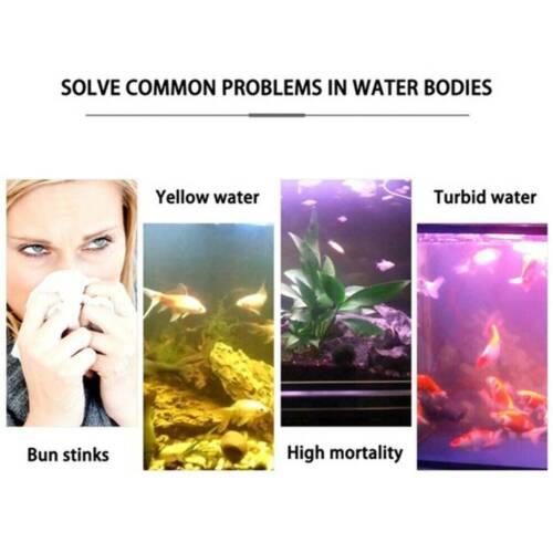 Aquarium Wasserreiniger Würfel Super Absorption Aquarium Fish Tank Filter
