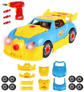 Build Your Own Take Apart Car With Toy Power | eBay