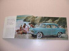 1961 Simca Brochure