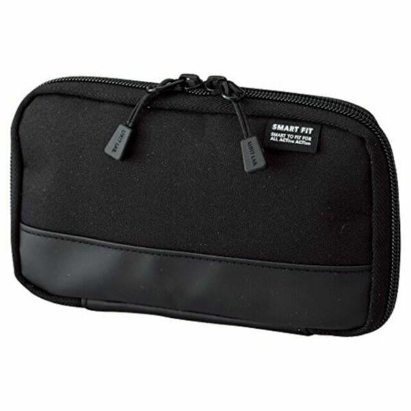 bag-in-bag Smart Fit Akutakuto A4 vertical navy A7683-11 Inc Lihit Lab.