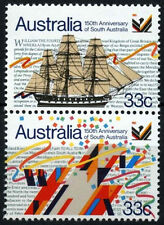 Australia 1986 SG#1000-1 South Australia 150th Anniv MNH Set #D35863