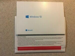 Microsoft Windows 10 Pro 64 Bit Professional w/ Activation ...