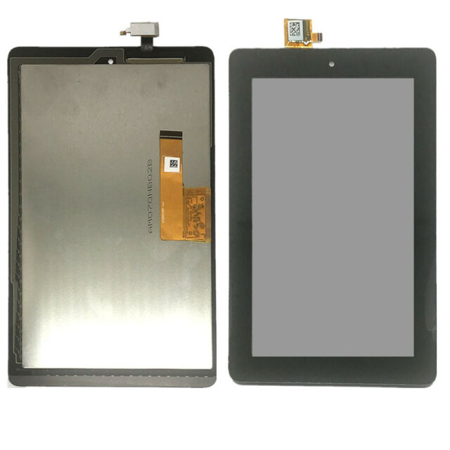 LCD Screen Digitizer Touch Screen for Amazon Kindle Fire 7 5th 5 Gen Sv98ln