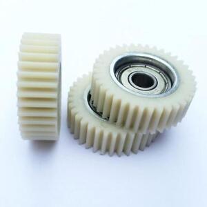 Seegerringe 8mm Ersatzzahnräder für Bafang 250W-Motoren Nylon 36 Zähne