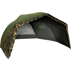 NEW-Wychwood-Tactical-Brolly-Brolly-Front-Mozzi-Door-Clear-Door-Groundsheet