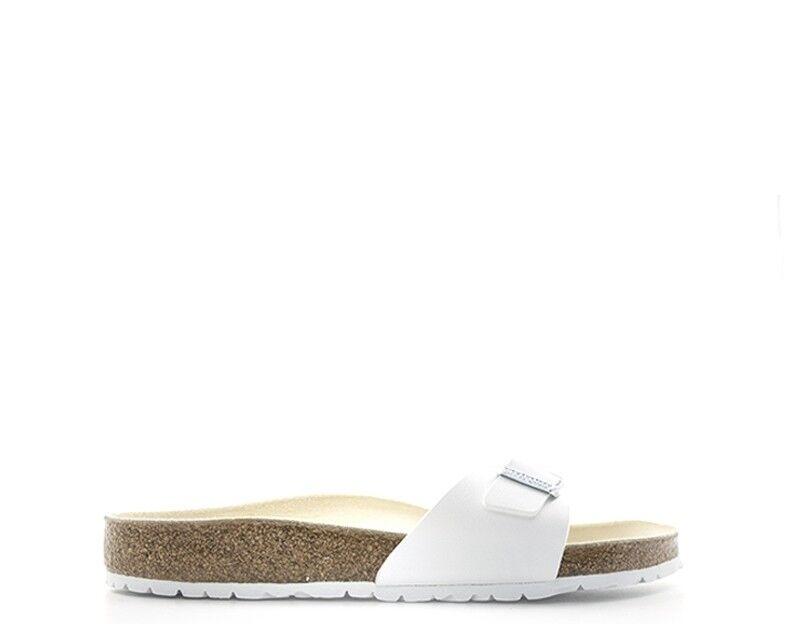 Schuhe BIRKENSTOCK Damenschuhe BIANCO Pelle naturale 40731