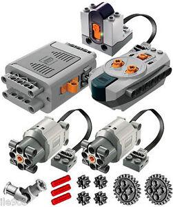 lego power functions set 4 technic motor receiver remote. Black Bedroom Furniture Sets. Home Design Ideas