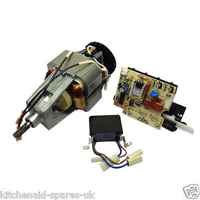 Kitchenaid Stand Mixer 6QT Motor Assembly /& Speed Control Module 220V KL26M1XER