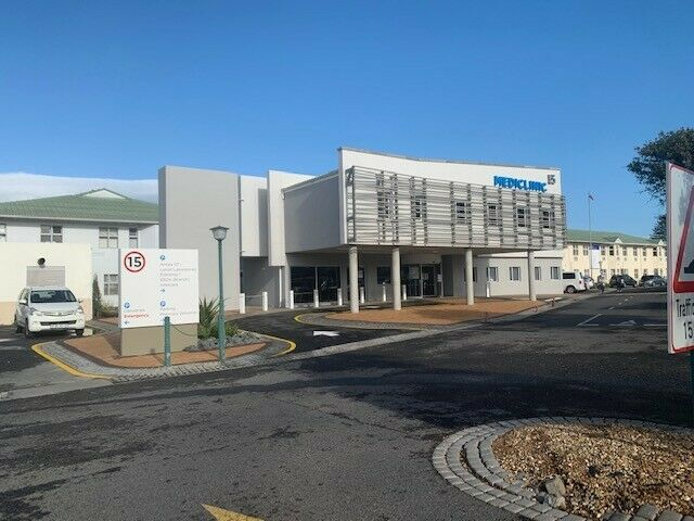 41m2 Medical Office to Rent at The Annex 117; Milnerton MediClinic Hospital Complex