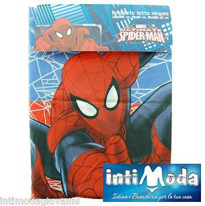Completo-Cama-Sabanas-Individual-Marvel-Spiderman-Microfibra-Por-Encima-De