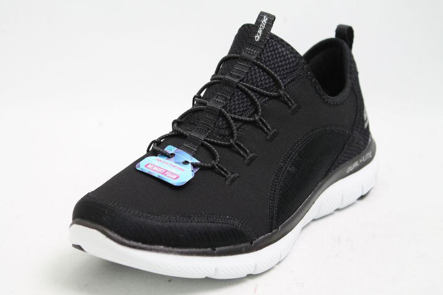 Skechers Schuhe schwarz Meshgewebe Dual-Lite Dual-Lite Dual-Lite Laufsohle Memory Foam Air-Cooled d5b1d7