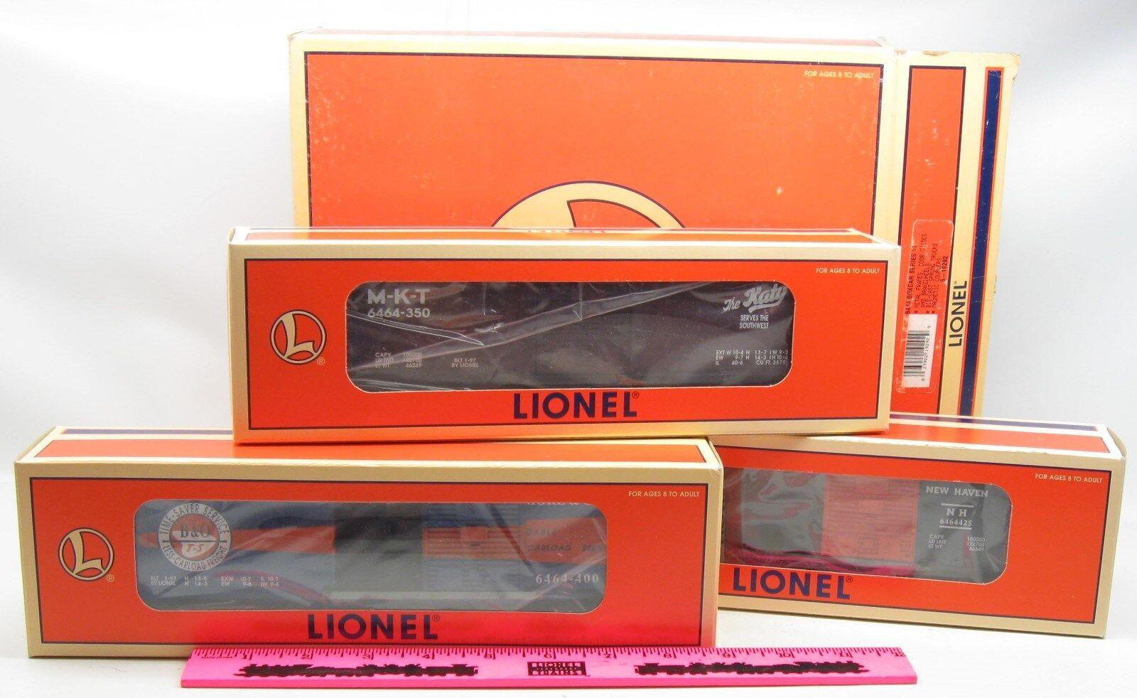 Lionel 6-19292  6464  Boxcar Series Vl
