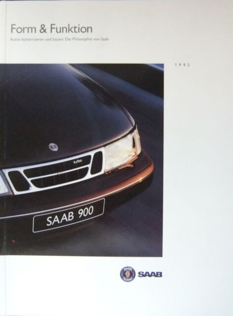 SAAB Form und Funktion etc. collection on eBay!