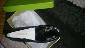 Uk Hegli Shoes larghezza H Ladies 38 Gr Mocassino Ballerina 5 Ranger qZBwxaIn0x